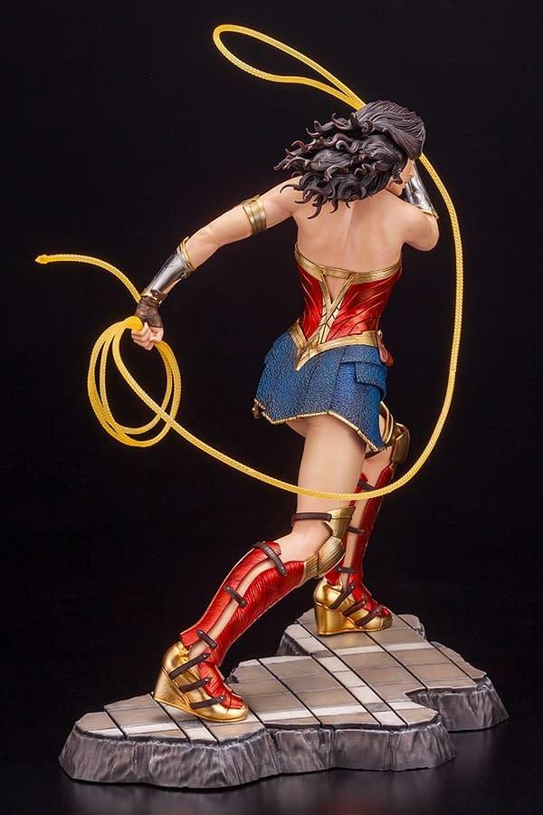 Wonder Wonder 1984 Cracks Her Whip With New Kotobukiya Statue
