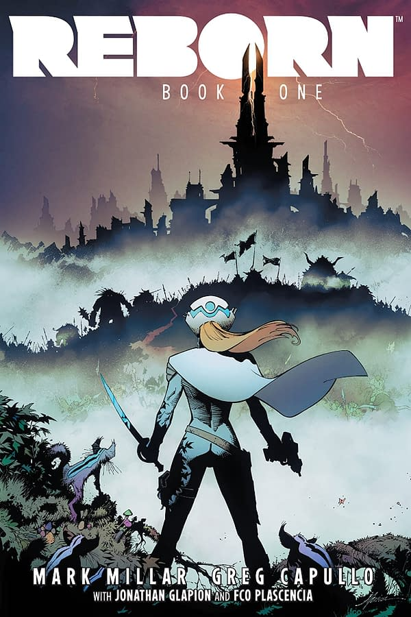 The cover for Reborn. Image Credit: Image Comics