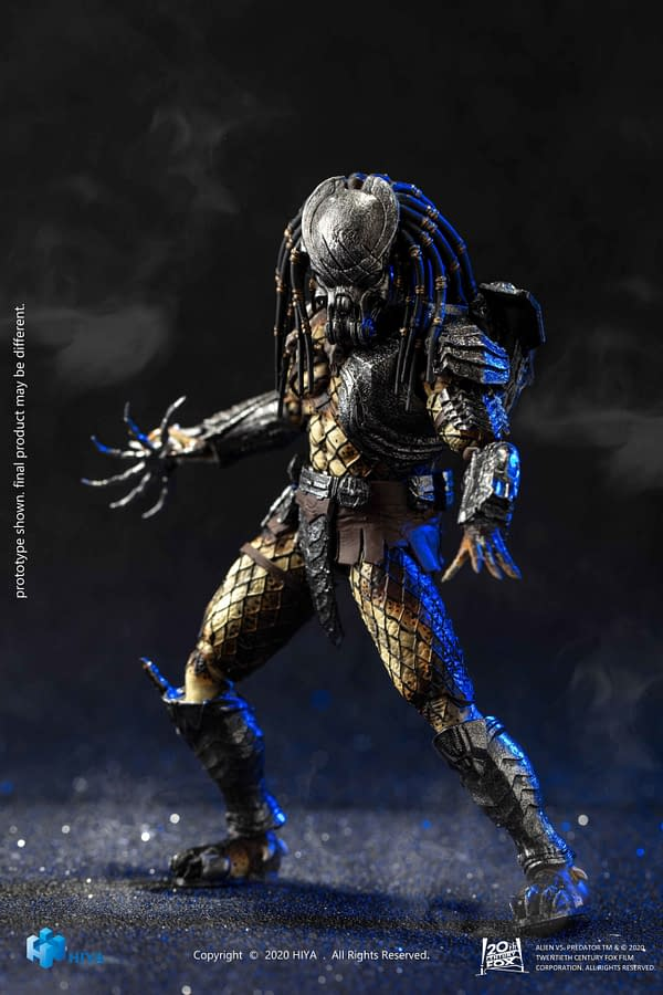 New Predator Hunters From Alien vs Predator Arrive From Hiya Toys