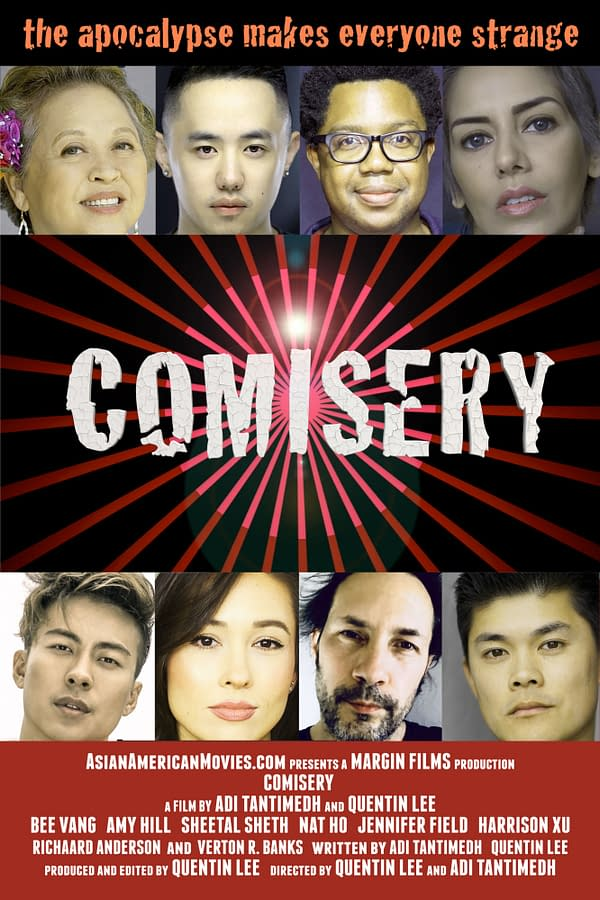 EXCLUSIVE: Trailer For Asian-American Sci-Fi Comedy Comisery Is Here