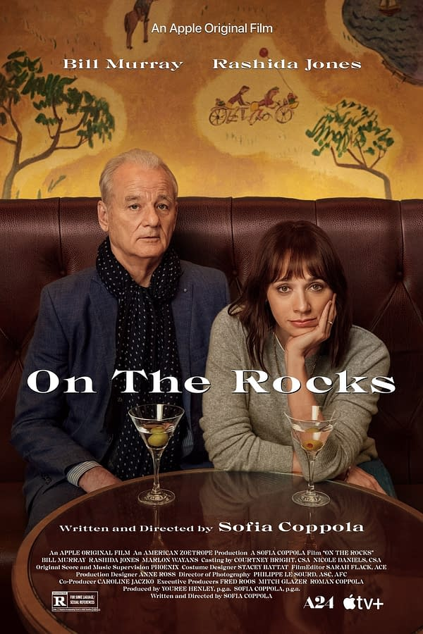 Bill Murray And Sofia Coppola Team Up For On The Rocks, Trailer Here