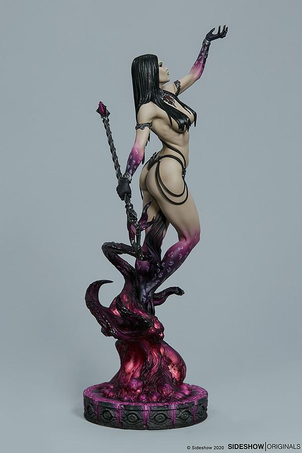 Sideshow Collectibles Original Statue Dark Sorceress Revealed