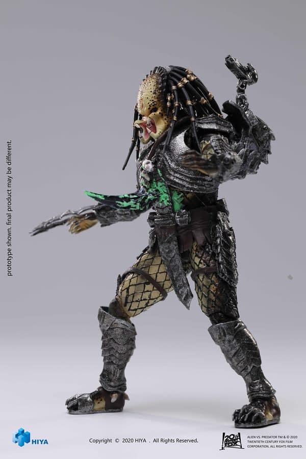 Alien Vs Predator Gets New Figures From Hiya Toys