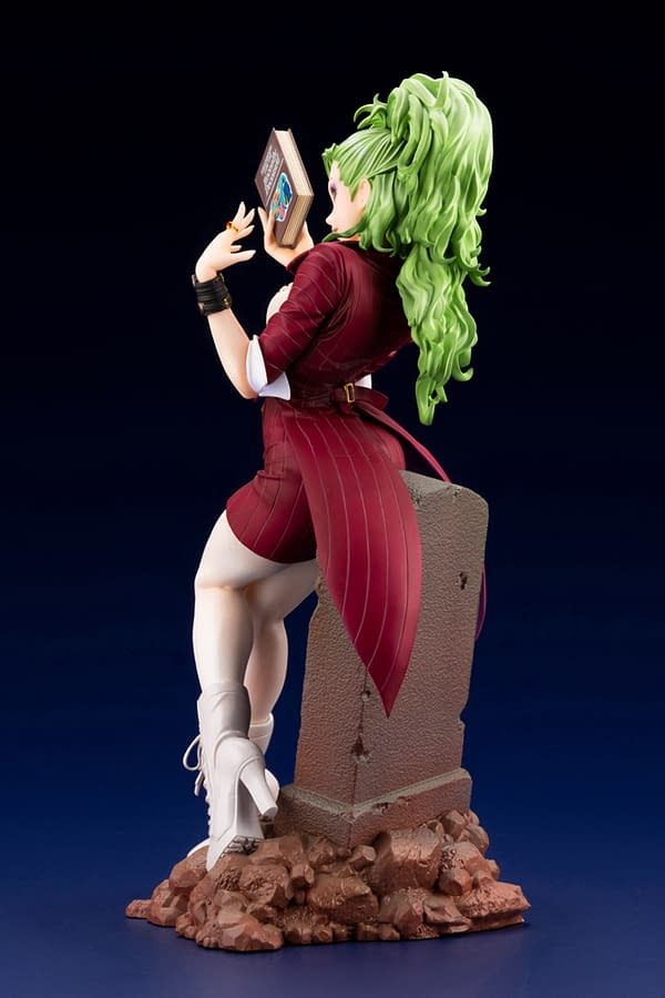 Beetlejuice Becomes Sexy Once Again in New Kotobukiya Bishoujo Statue
