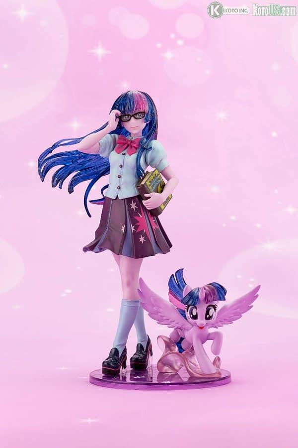 My Little Pony Twilight Sparkle Returns to Kotobukiya