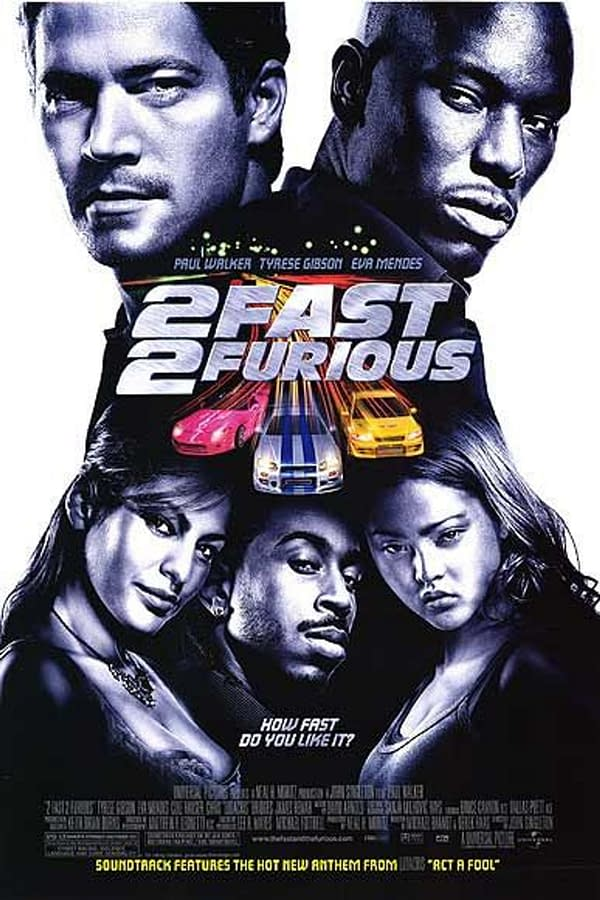 2 Fast 2 Furious 4 Your Consideration