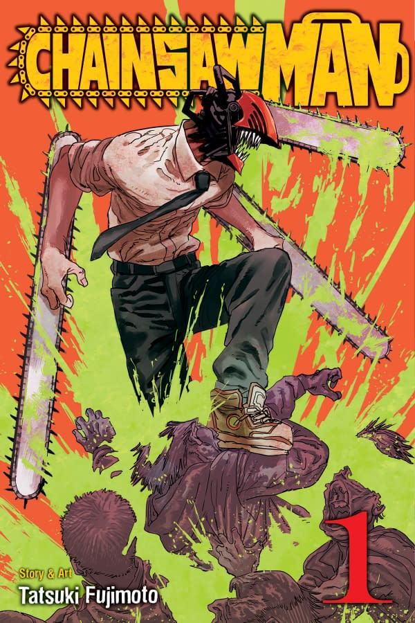 Chainsaw Man: Violent, Gory, Darkly Funny Manga Lives Up to its Title