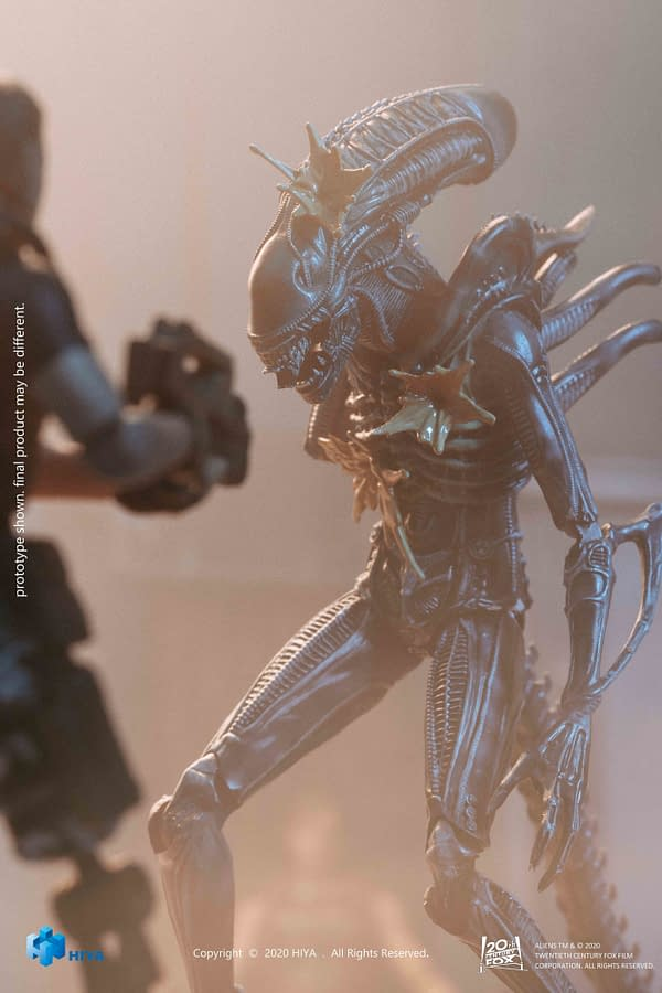 The Xenomorph Infestation Grows with New Additions from Hiya Toys