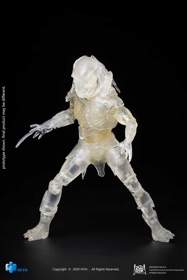 Two New Predators Revealed by Hiya Toys from AVP and Predators