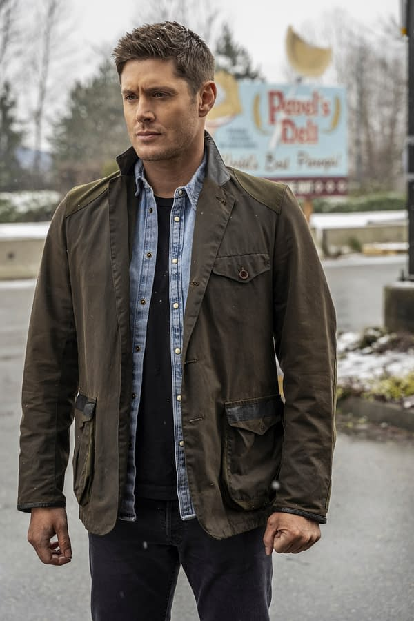"""Supernatural -- """"Gimme Shelter"""" -- Image Number: SN1515B_0203r.jpg -- Pictured: Jensen Ackles as Dean -- Photo: Colin Bentley/The CW -- © 2020 The CW Network, LLC. All Rights Reserved."""