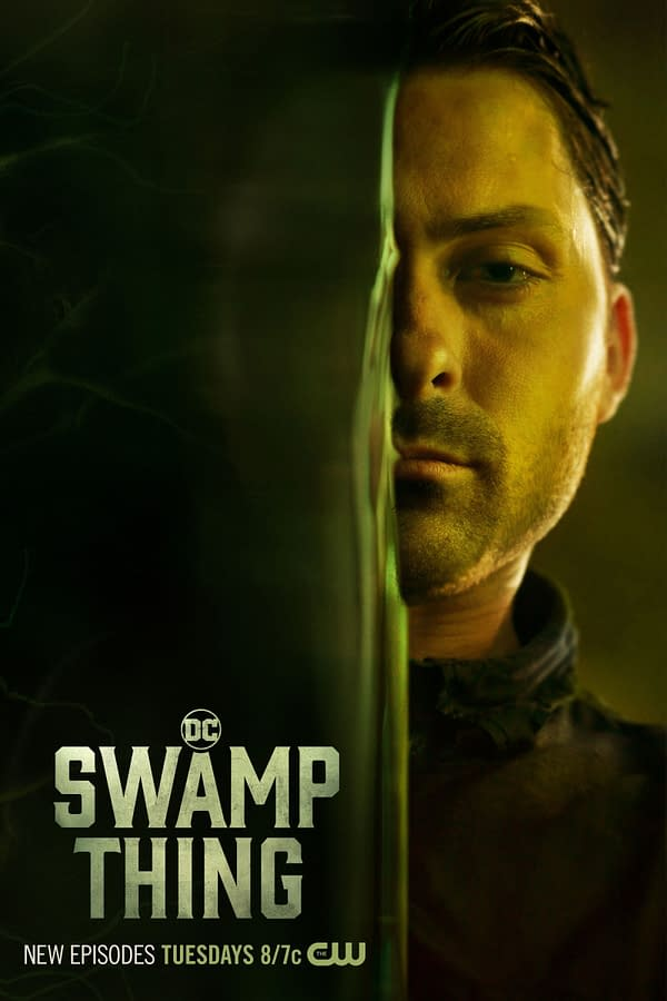 Swamp Thing -- Image Number: XXX -- Pictured: Andy Bean as Alec Holland -- Photo: 2020 Warner Bros. Entertainment Inc. All Rights Reserved.