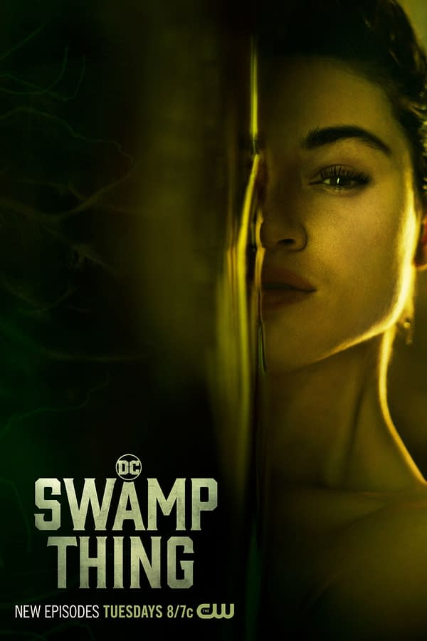 Swamp Thing -- Image Number: XXX -- Pictured: Crystal Reed as Dr. Abby Arcane -- Photo: 2020 Warner Bros. Entertainment Inc. All Rights Reserved.
