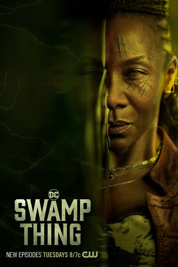 Swamp Thing -- Image Number: XXX -- Pictured: Jeryl Prescott as Madame Xanadu -- Photo: 2020 Warner Bros. Entertainment Inc. All Rights Reserved.