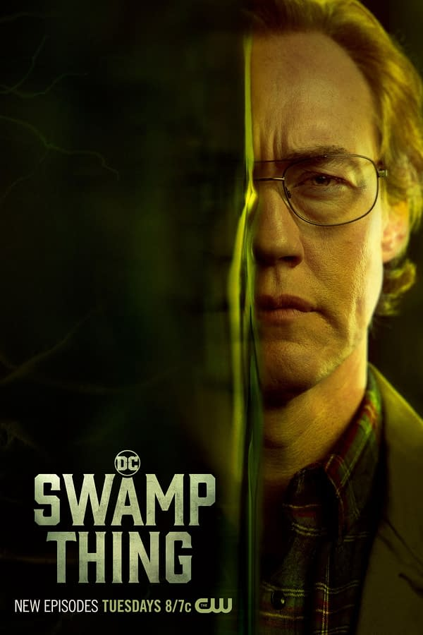 Swamp Thing Key Art Feeds Our Season 2 Wishes, Wants & Desires