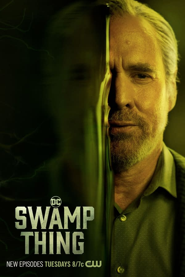Swamp Thing -- Image Number: XXX -- Pictured: Will Patton as Avery Sunderland -- Photo: 2020 Warner Bros. Entertainment Inc. All Rights Reserved.