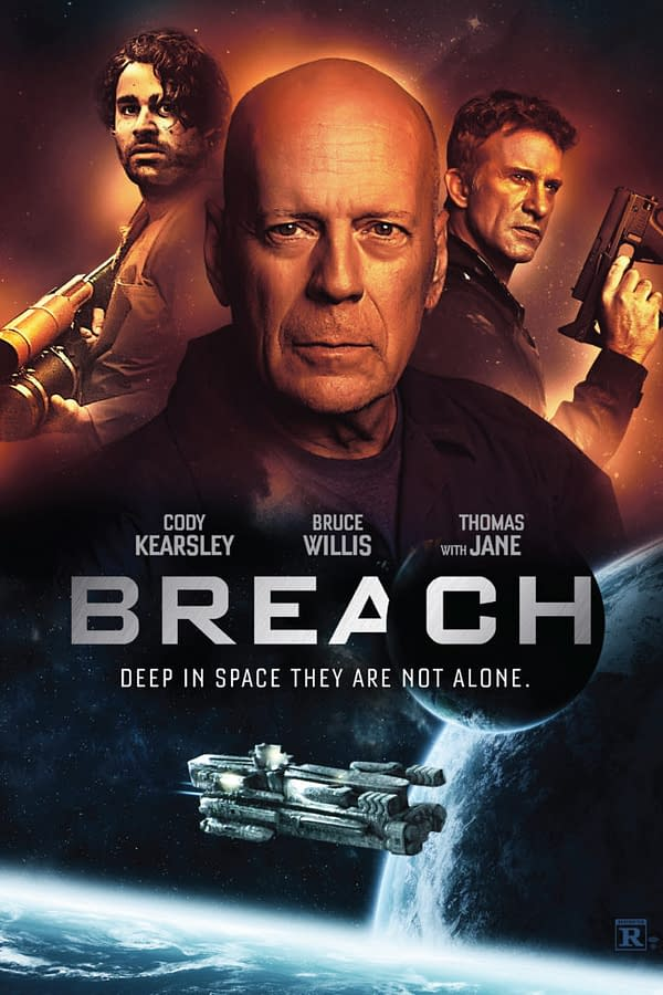 Bruce Willis Stars In Another Sci-Fi Thriller, Breach Hits December 18