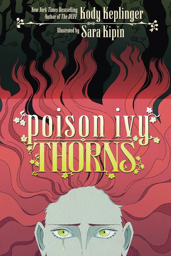 The DUFF's Kody Keplinger Writes Poison Ivy YA Novel From DC Comics