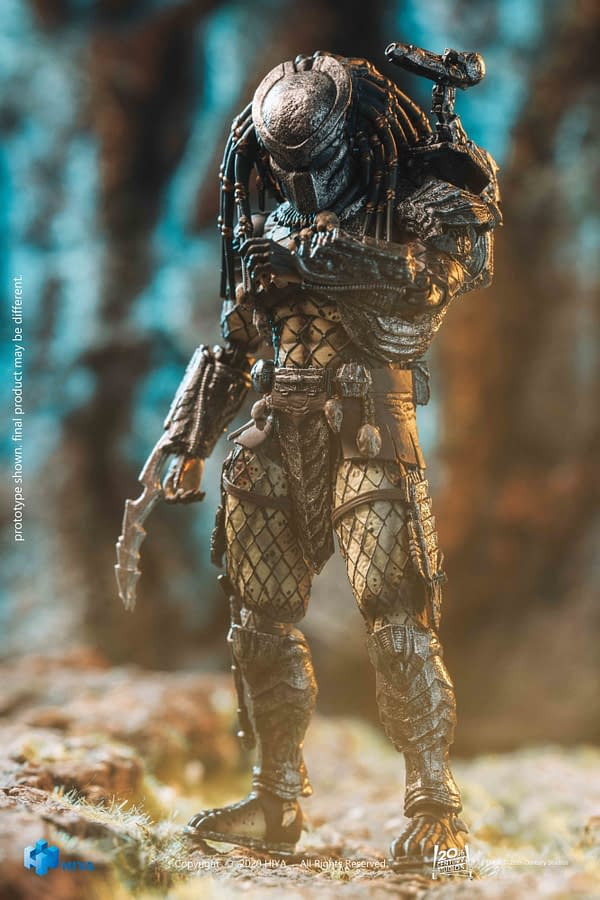 New Predator Hunters from AVP Join the Hunt with Hiya Toys