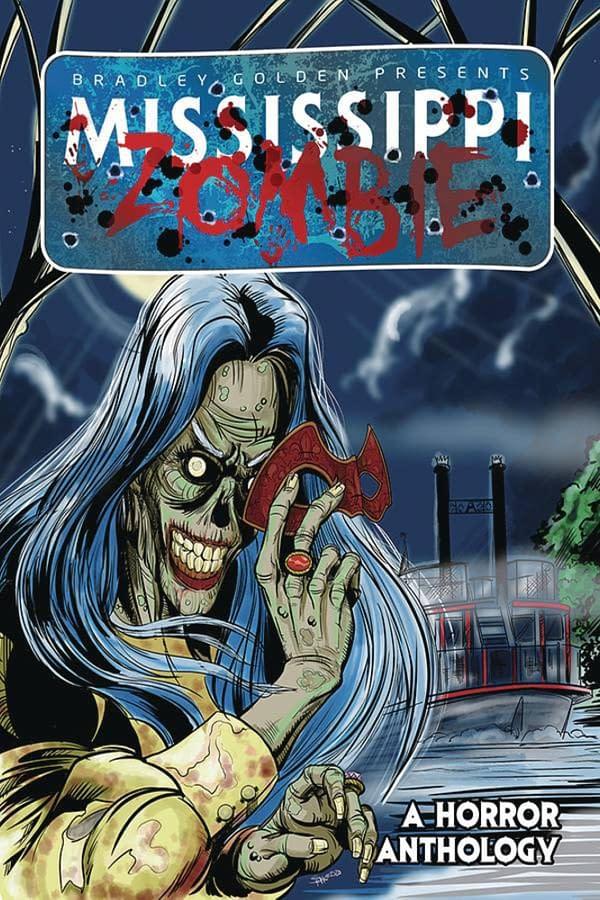 Caliber Comics Sign Deal To Publish Second Sight Graphic Novels