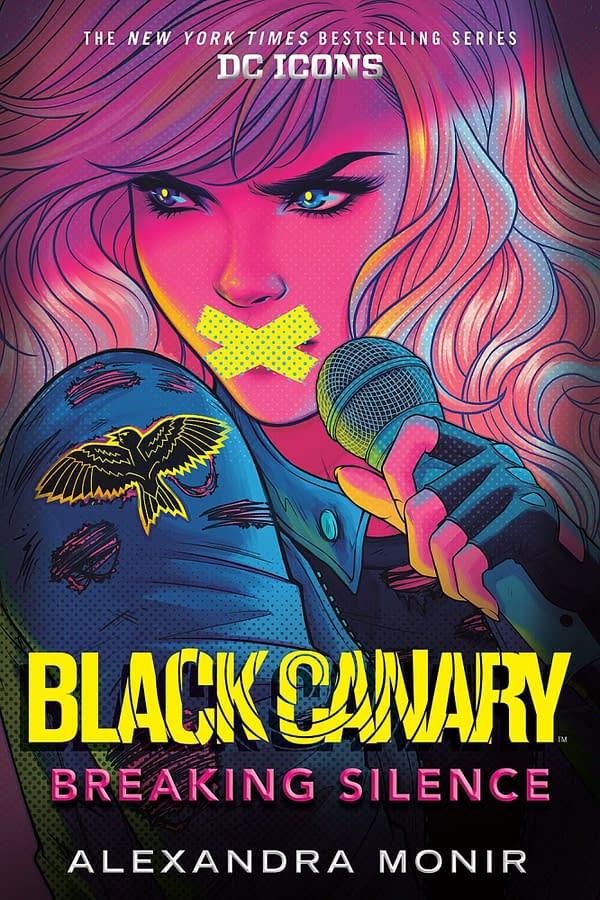 Black Canary Novel by Alexandra Monir, Breaking Silence Sneak Peek
