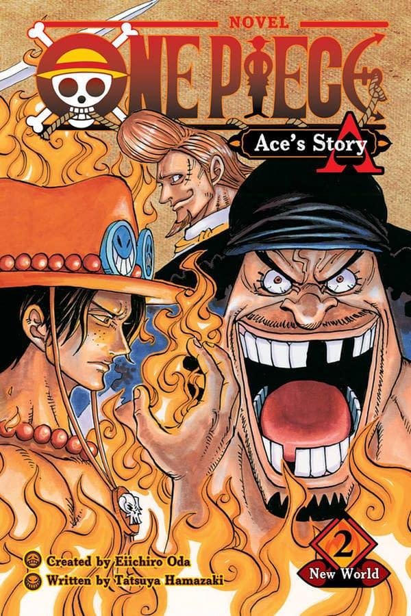 Naruto, One Piece, Bleach: Manga Light Novel Spinoff Round-up