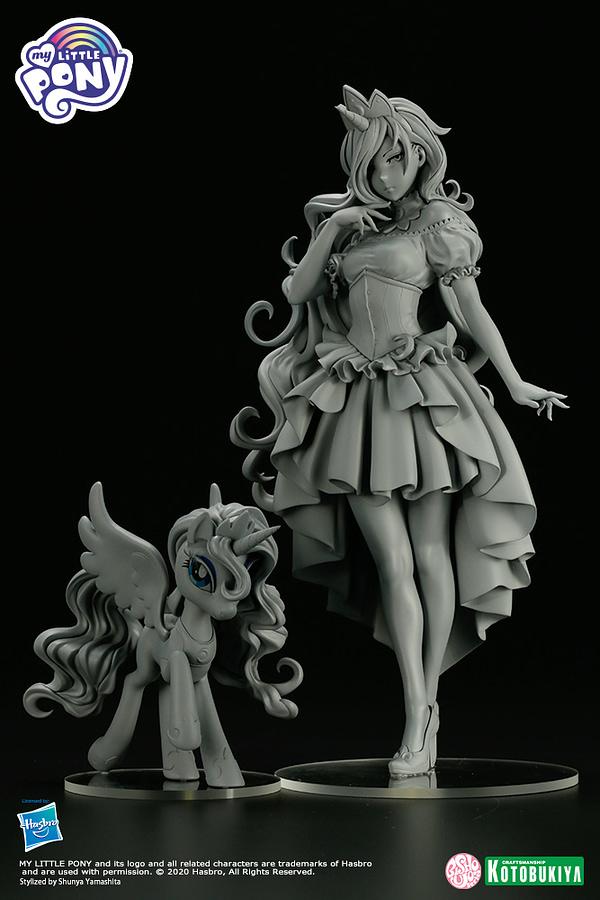 New My Little Pony Bishoujo Statues Teased by Kotobukiya
