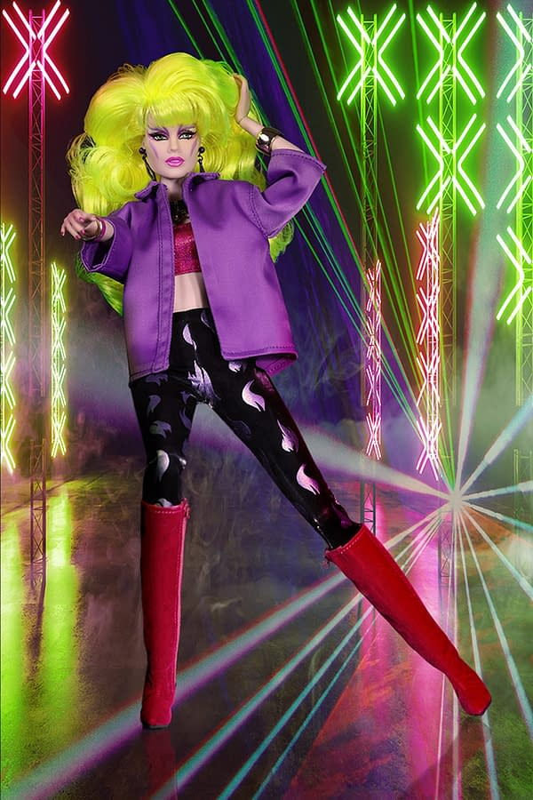 Jem and the Holograms Rivals, The Misfits Arrive WIth Integrity Toys