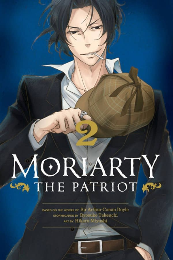 Moriarty the Patriot Vol. 2: Enter A Rebooted Sherlock Holmes!