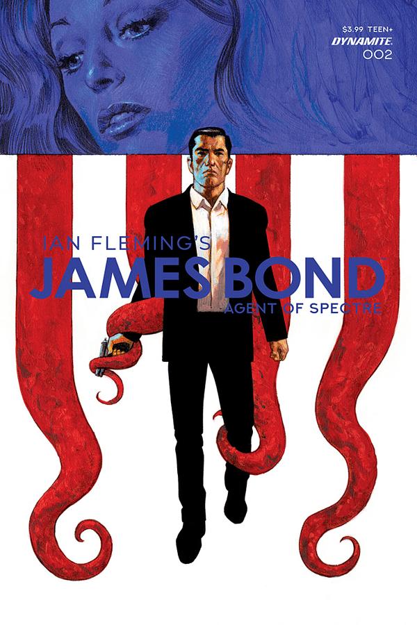James Bond Joins SPECTRE In Dynamite April 2021 Solicitations