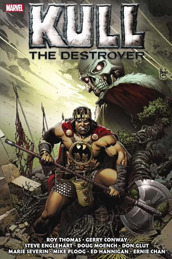 Marvel Omnibuses - Kull The Destroyer & Aliens: Original Years Vol 2