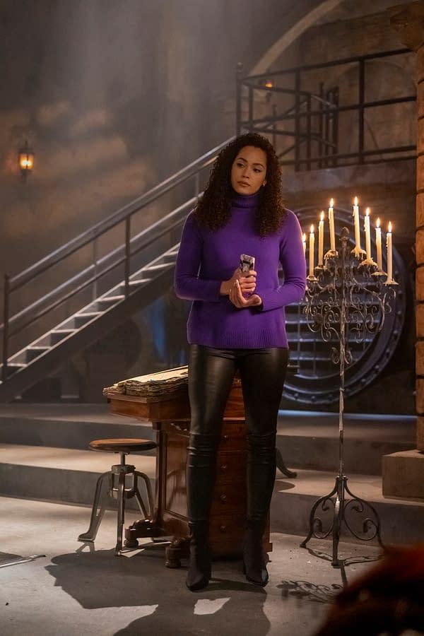 Charmed Season 3 Preview: Maggie, Macy & Mel Want Their Voices Heard