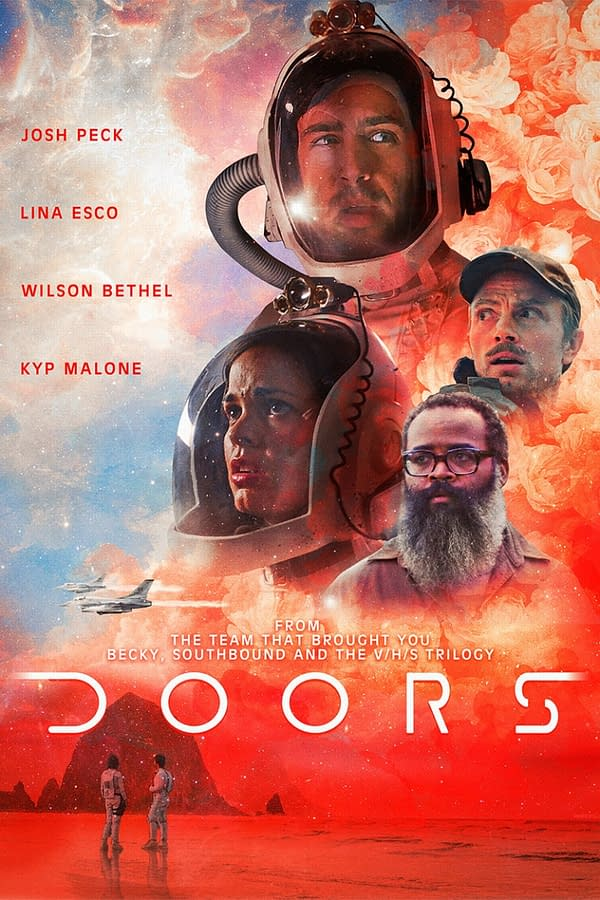 Doors Trailer Debuts, Sci-Fi Anthology Film Releases This Spring