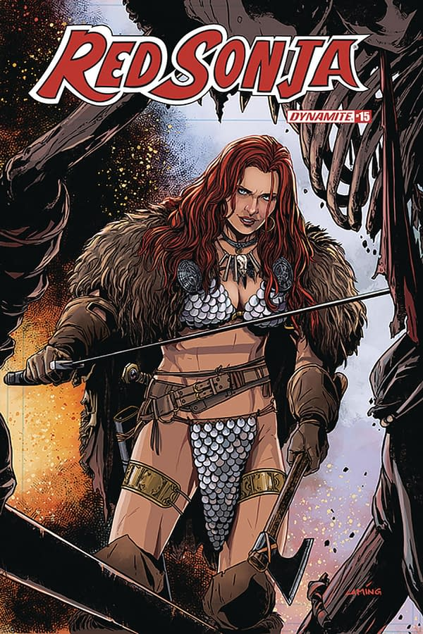 Tasha Huo, Showrunner for the Tomb Raider Anime, Will Write Red Sonja
