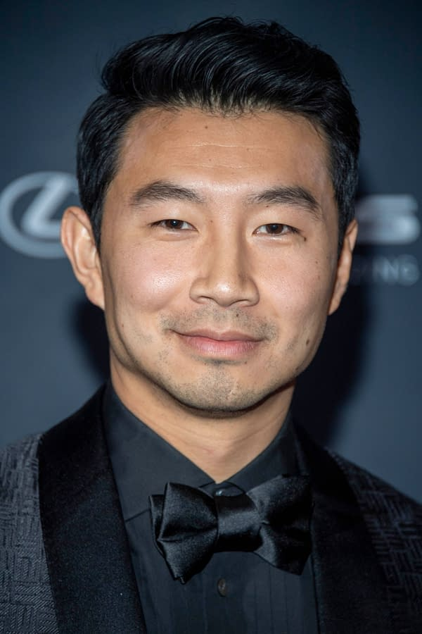 Simu Liu attends 18th Annual Unforgettable Gala at The Beverly Hilton, Beverly Hills, CA on December 14, 2019. Editorial credit: Eugene Powers / Shutterstock.com