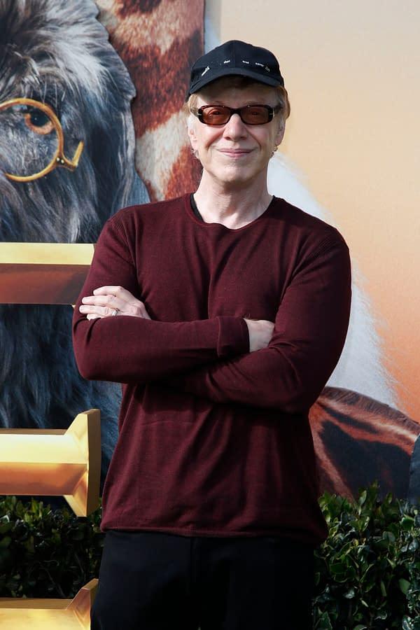 Danny Elfman Will Score The New Doctor Strange Film For Marvel Studios