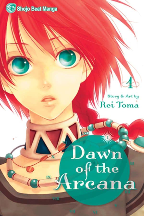 Viz Discounts Rei Toma's Manga Series Ahead of Her New Series