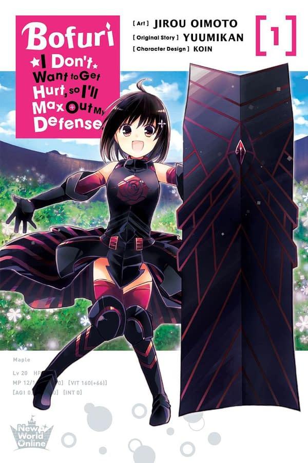 Yen Press Unveils 6 Spring Manga Titles