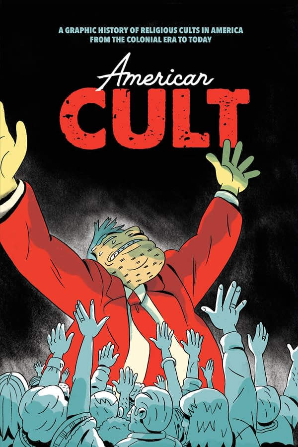 The cover to American Cult