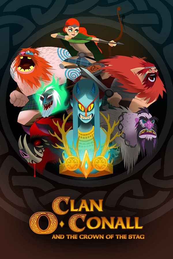 HitGrab Announces Clan O'Conall & The Crown Of The Stag For April