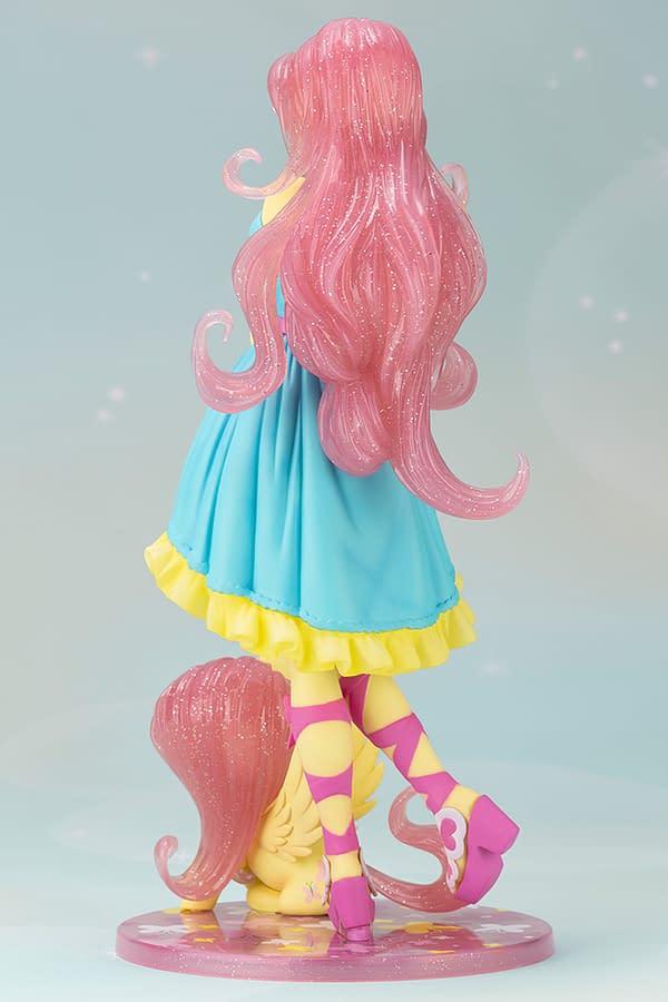My Little Pony Fluttershy Receives New 1,500 LE Kotobukiya Statue