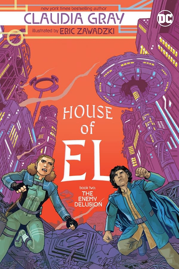 Claudia Gray's Superman: House of El Sequel Is The Enemy Delusion