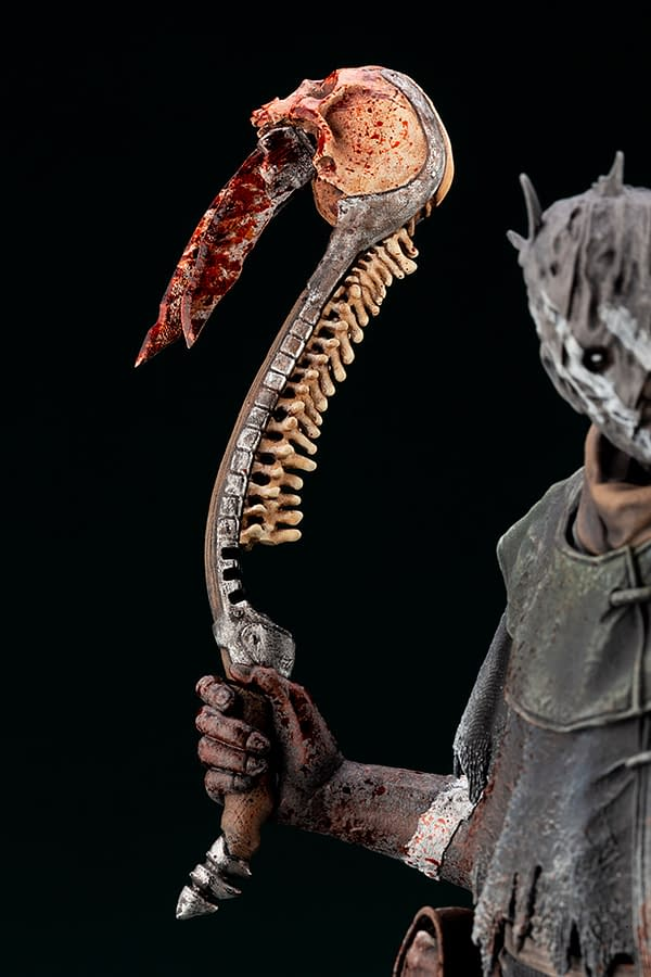 Dead by Daylight The Wraith Stalks With New Kotobukiya Statue