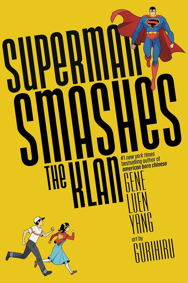 Superman Smashes the Klan will be the pick for the DC Book Club and available to read for free on DC Universe Infinite in May