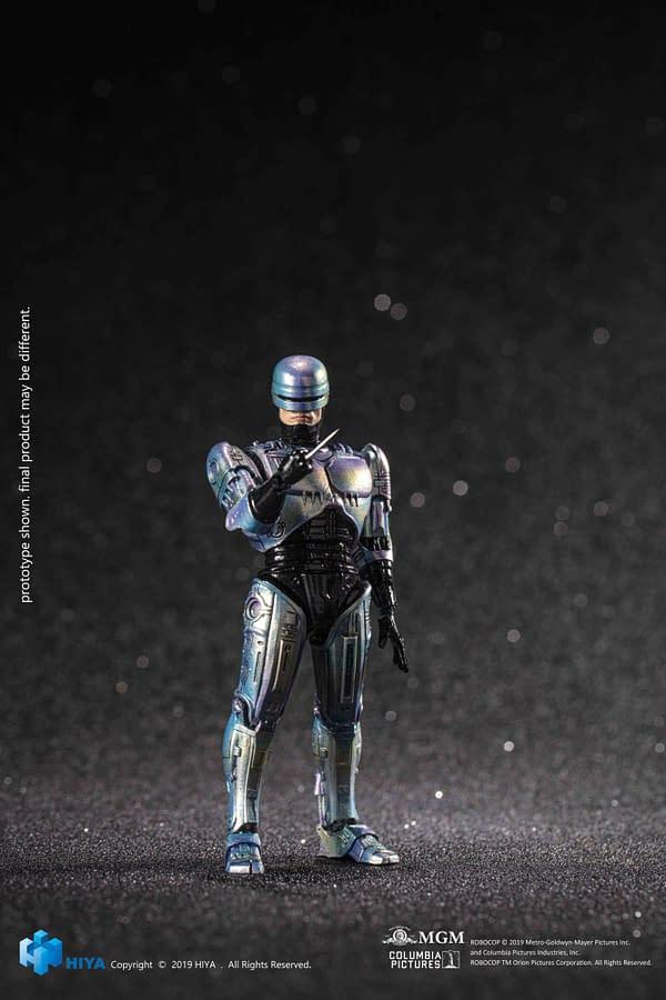 Hiya Toys Announces RoboCop 2