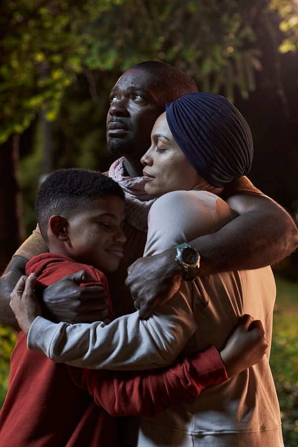 The Water Man Star Lonnie Chavis on Conquering Fears, Leading Film