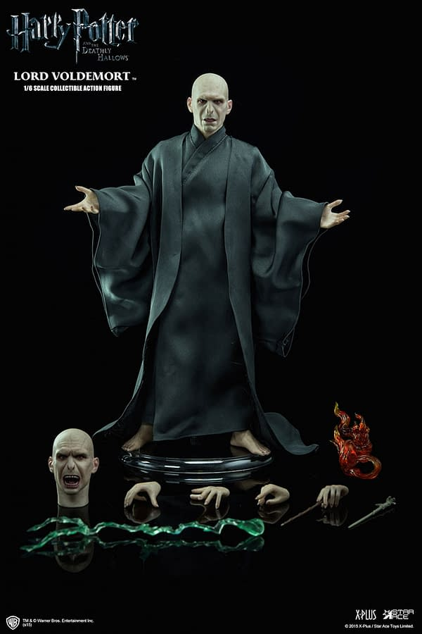 Lord Voldemort Arises Once Again With New 12