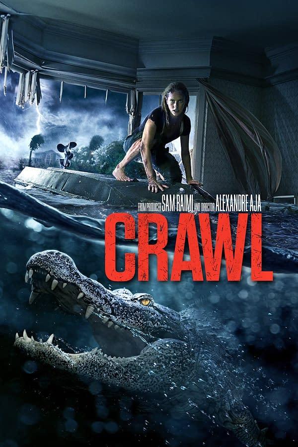 Crawl Director Sheds Light on Sequel Interest