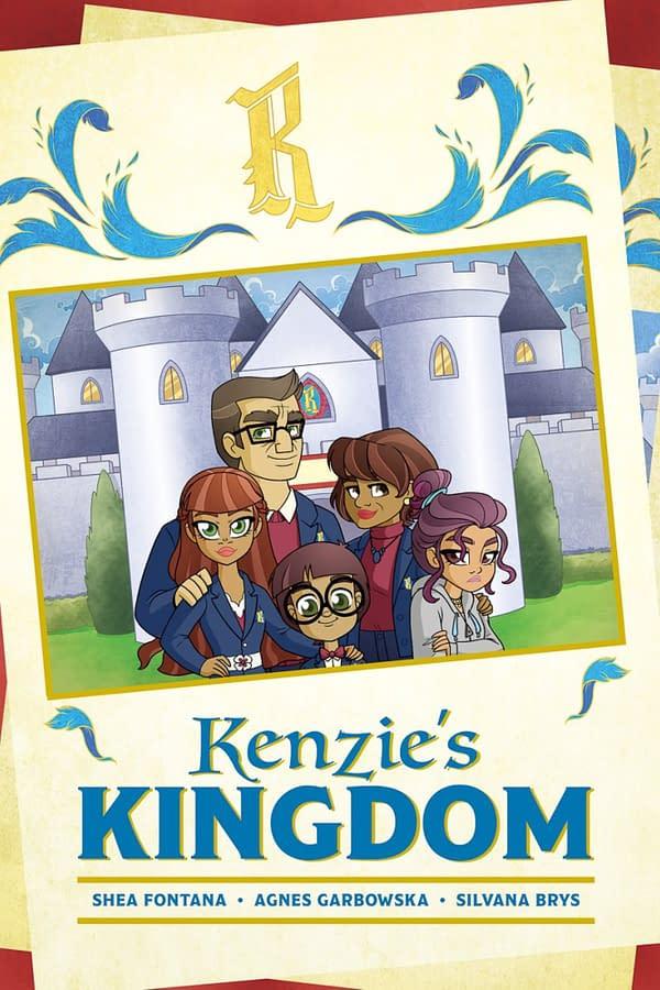 DC SuperHero Girls Team Reunite On Kenzie's Kingdom From Vault