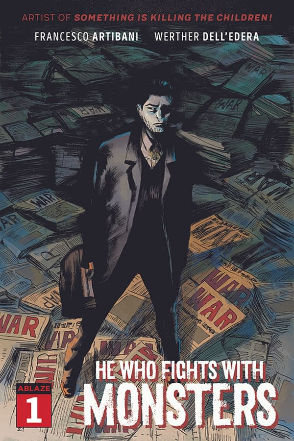 ABLAZE Publishing Announces September Comics and Graphic Novels