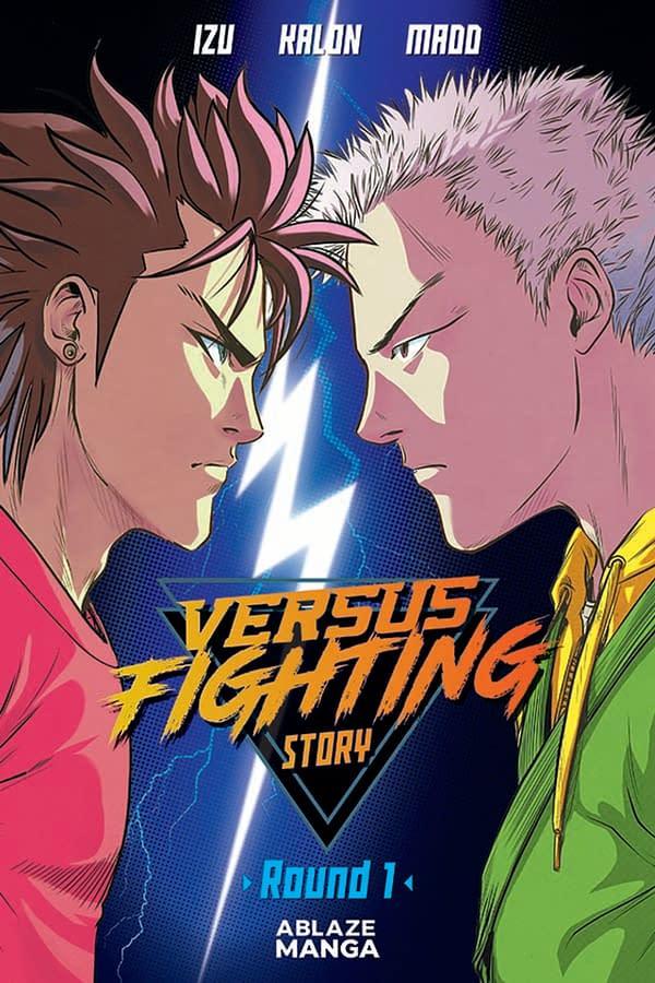 ABLAZE Announces August and September Manga Titles